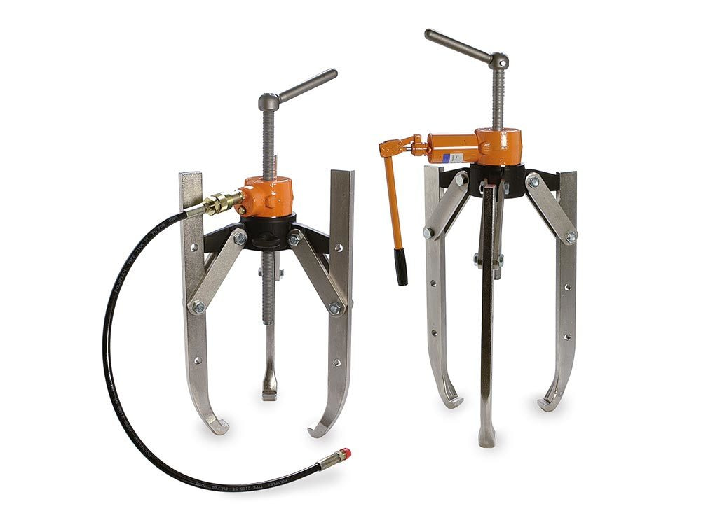 Kompakt and Kombi Accessory Puller with 3 clamp
