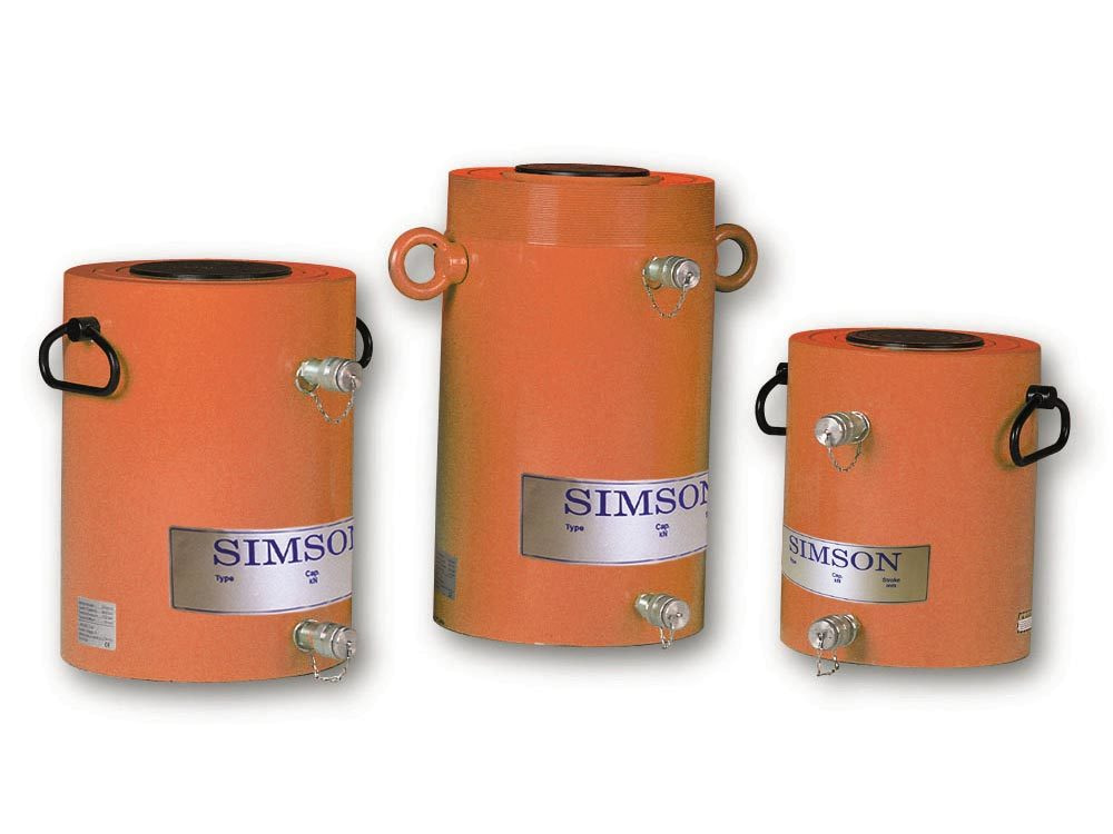 Double Acting ​​​​​​​High Tonnage Cylinders